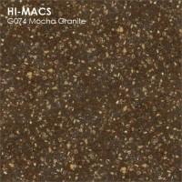 LG Hi-macs G-074 Mocha Granite
